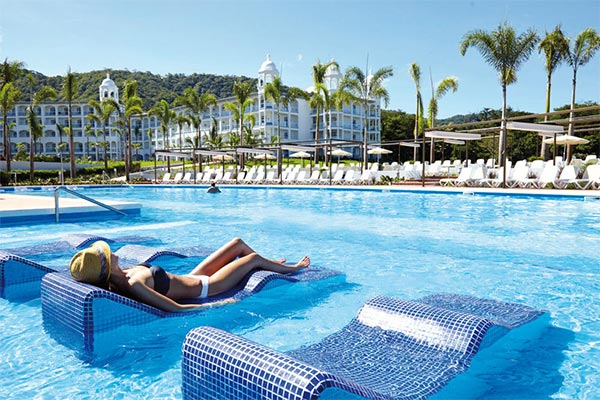 Hotel Riu Palaceis Is Located In Matapalo Beach Costa Ricacosta Rica Holiday Adventures By