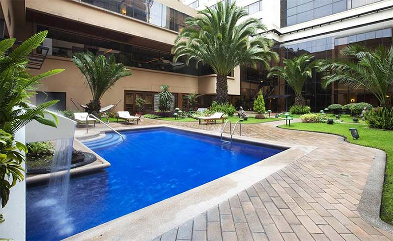 Swissotel hotel located quito ecuadorgalapagos holiday for Design hotel quito