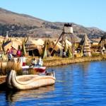 Peru Holiday Adventures   Puno, Lake Titicaca, Uros Floating Islands
