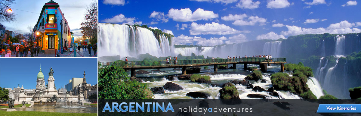 Argentina Tours and Travel Vacations