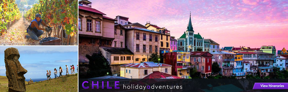 Chile Tours and Travel Vacations