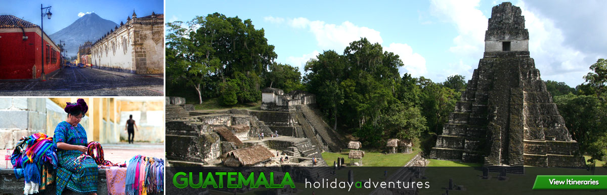 Guatemala Tours and Travel Vacations