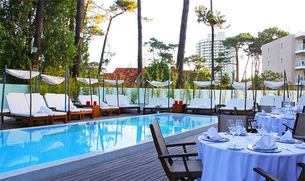 Awa boutique design hotel is located in punta del este for Awa design boutique hotel punta del este