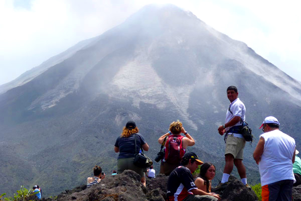 Arenal Volcano Guided Tour