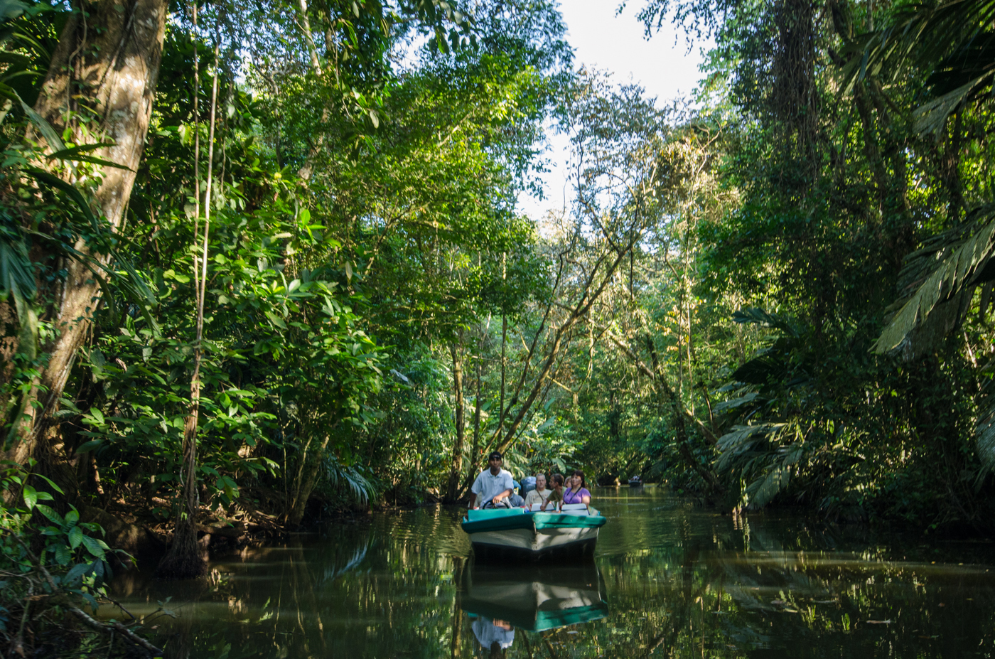 Tortuguero Jungle Exploration Tour Vacation PackageCosta Rica