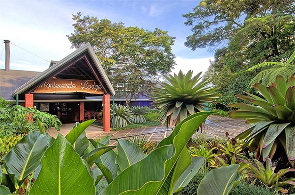 Monteverde Lodge Is Located In Monteverde Costa RicaCosta Rica Holiday  Adventures By EcoAmerica Tours