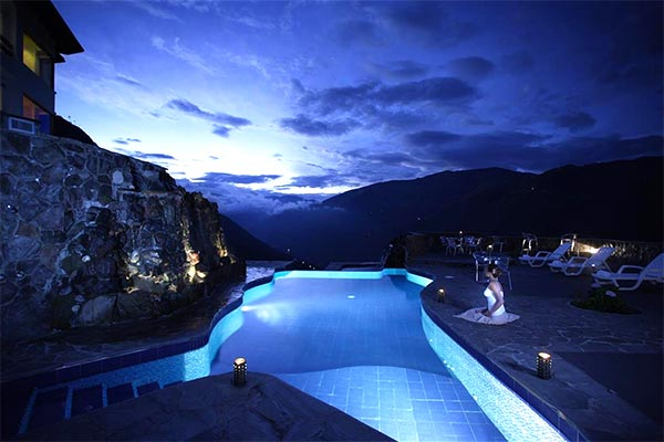 Luna Runtun Hotel Banos Tungurahua Ecuadorgalapagos