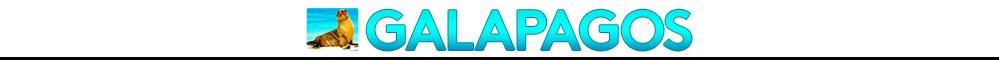 Galapagos Holiday Adventure Logo