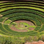 Moray, Sacred Valley of the Incas, Cusco, Peru
