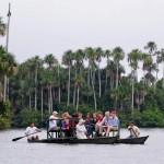 Peru Holiday Adventures | Peru Amazon Tambopata Boat Excursion