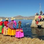 Peru Holiday Adventures | Peru Lake Titicaca Totora Boat