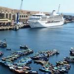 Peru Holiday Adventures | Cruise Line at Port El Callao Lima