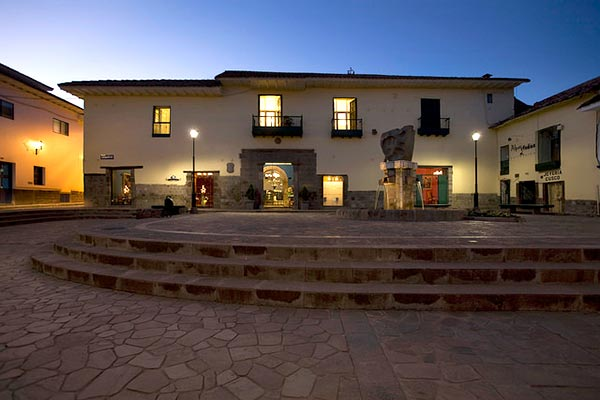 Casa andina premium cusco hotel is located in cusco peru for Hotel casa andina private collection cusco