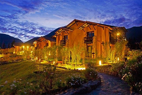 Inkallpa Valle Sagrado Lodge & Spa Sacred valley Peru