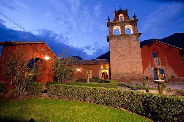 San Agustin Monasterio De La Recoleta Hotel In The Sacred