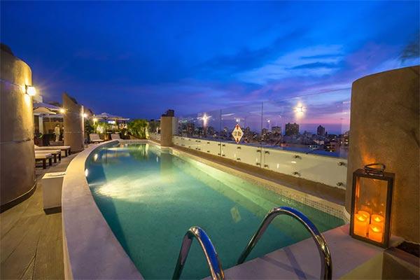 Jose Antonio Deluxe Hotel Is Located In Miraflores Lima